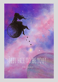 FEEL FREE TO BE YOU!.jpg