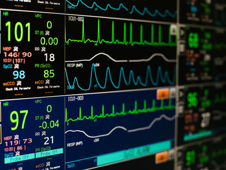 Wireless Cardiac Monitors - Purchased from SAHF 50/50 proceeds