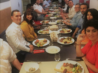 Ramadan Meet Up @ Damas Restaurant