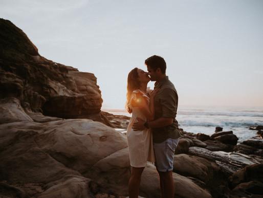 Love shoot in Ballito (Thompsons beach)