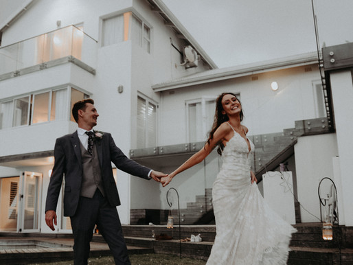 Airbnb & At-Home Weddings Guide