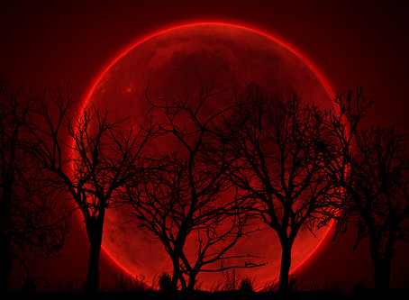 Blood Moon Eclipse 2.0