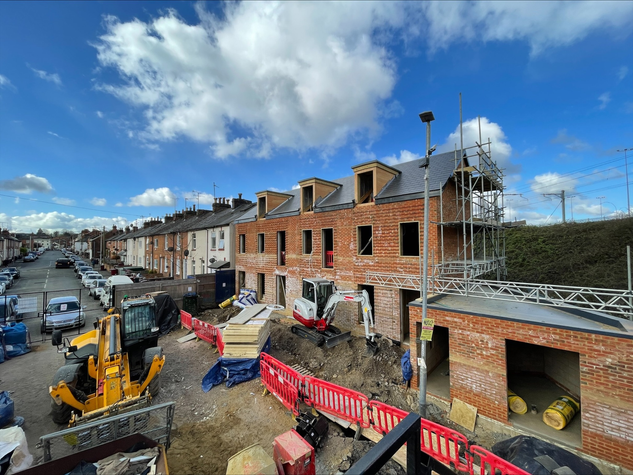 George Street (Under Construction)