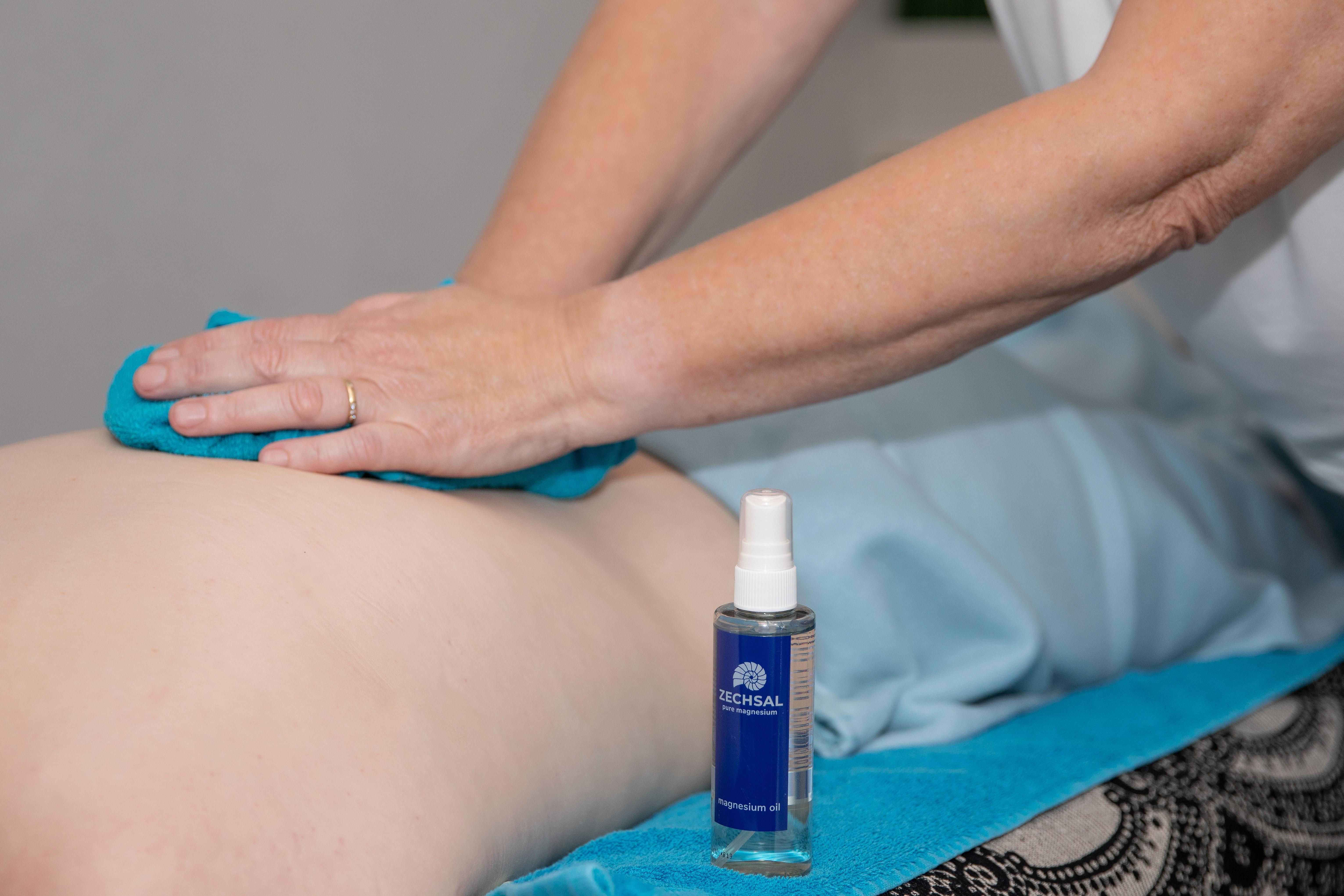 Magnesium massage