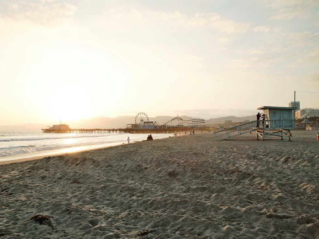 Shutters on the Beach, Santa Monica