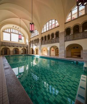 BERLINS MOST BEAUTIFUL HOTEL POOL
