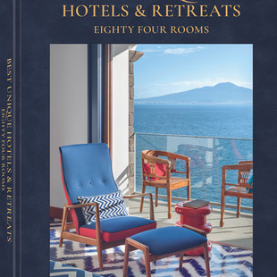 Interactive book production: Best Unique Hotels & Retreats
