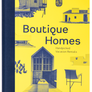 Hot off the press: Cool Escapes Boutique Homes coffee table book and app released