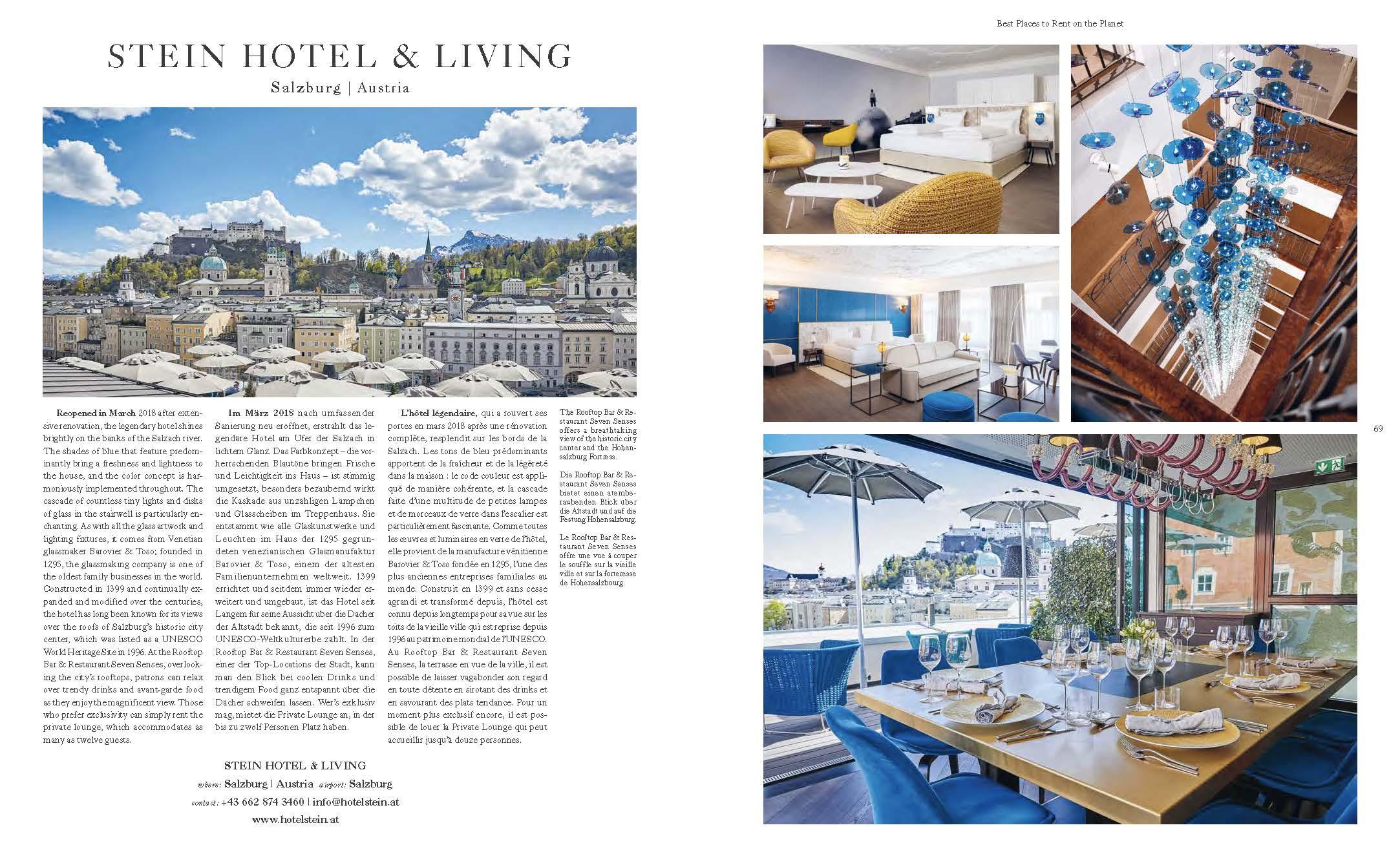 Stein Hotel Living
