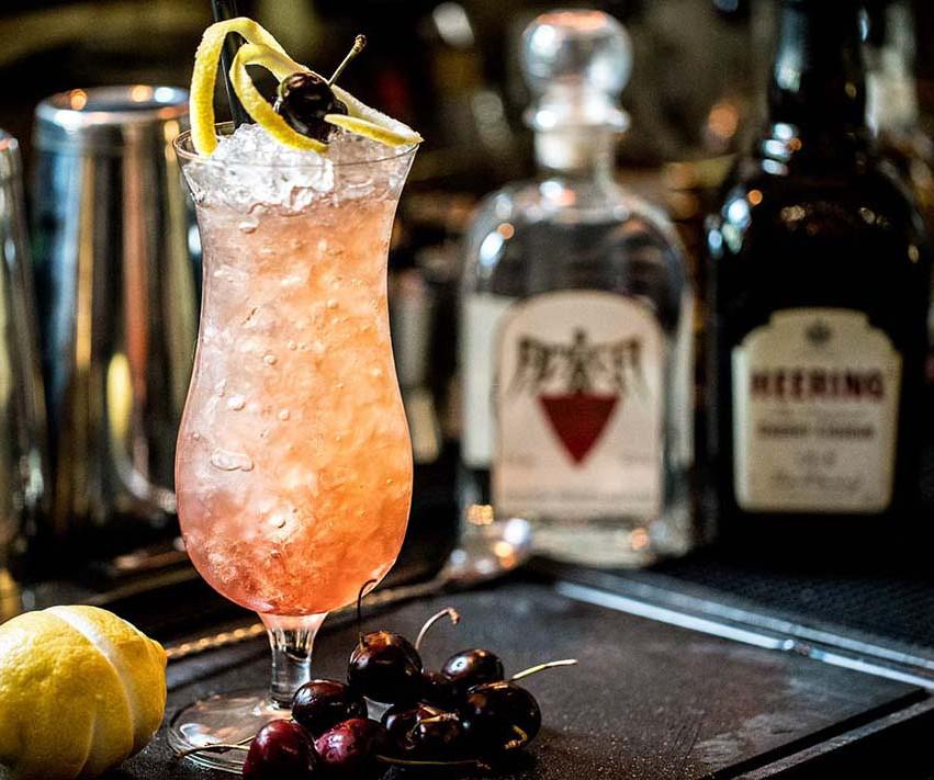 Singapore Slim, Summer Cocktail
