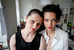 Joanna Skoczylas and Eliane Diethelm