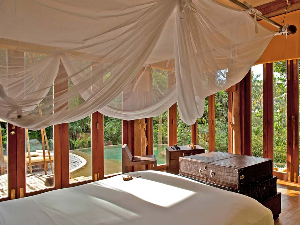 Soneva Kiri Resort, Thailand