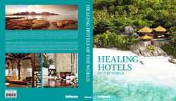 Cover HEALING HOTELS OF THE WORLD