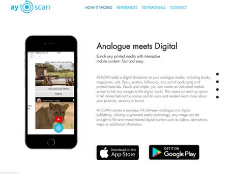 ayscan: analogue meets digital