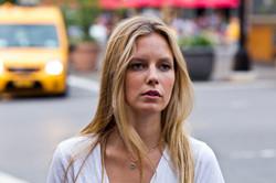 Natalie Dodge in New York City