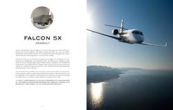 falcon 5x DASSAULT