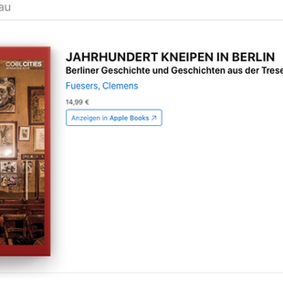 New: Apple iBook  Jahrhundertkneipen in Berlin