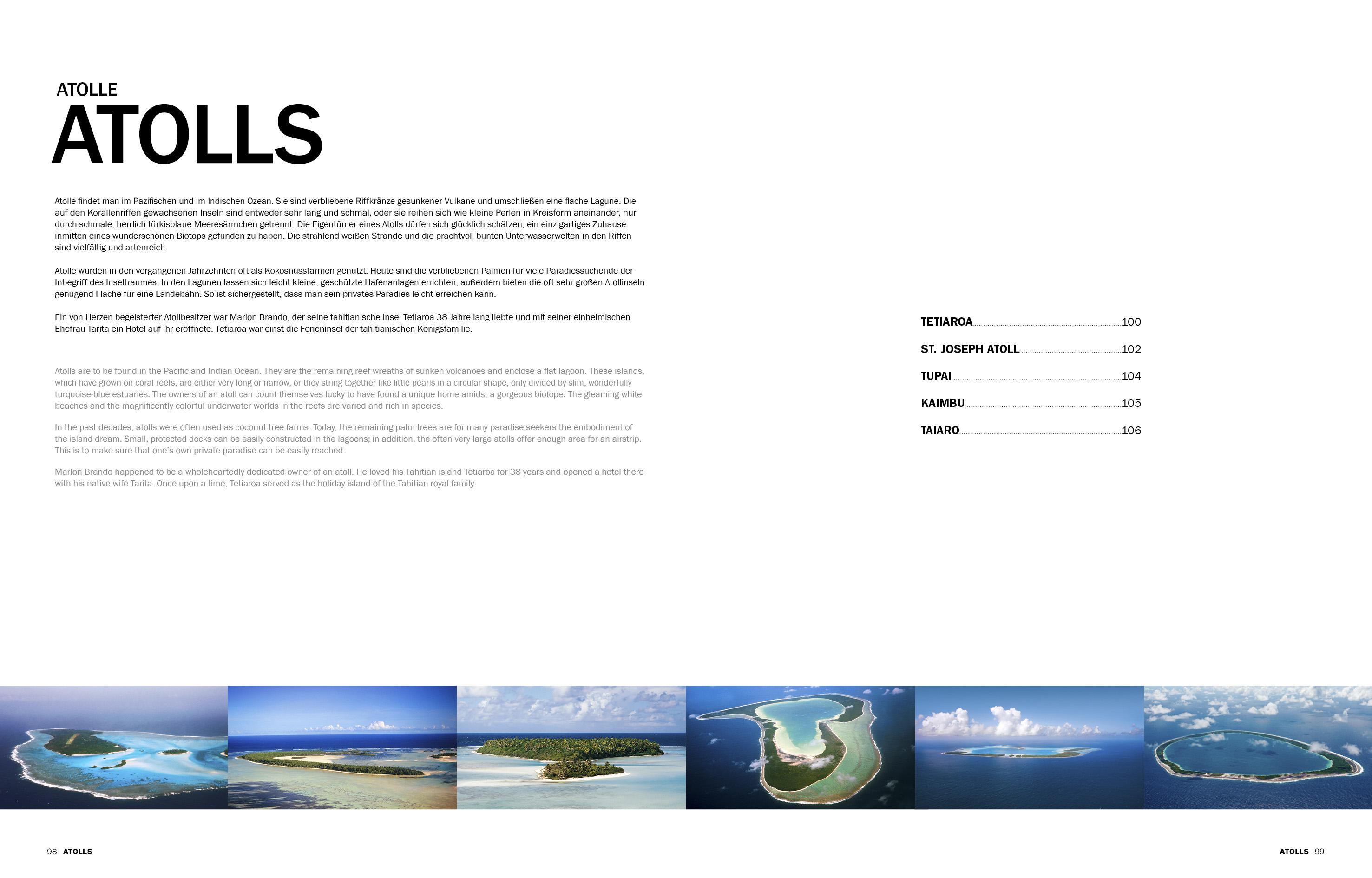 Atolle Atolls