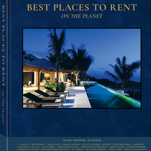 Best Places to Rent.  Interactive book production: