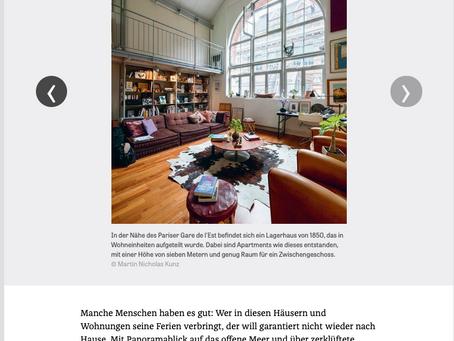 ZEIT Magazin - Book review
