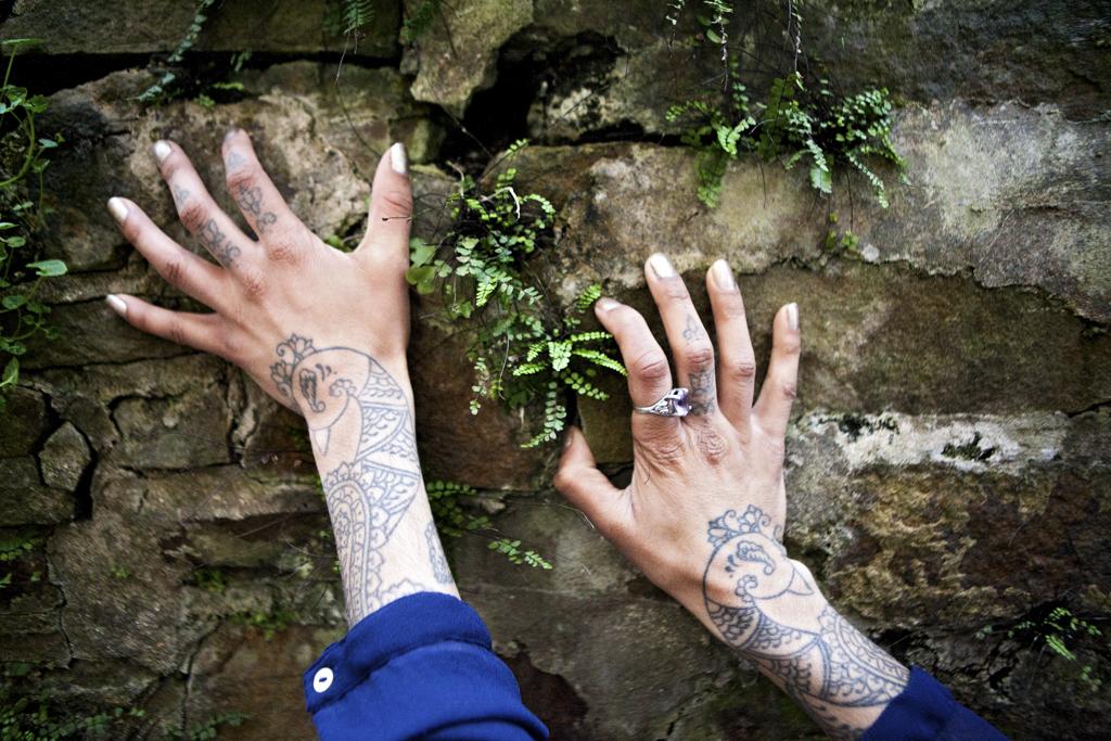 Saira Hunjan Hands