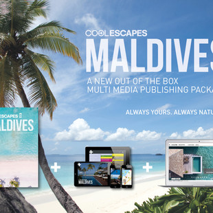 COOL ESCAPES MALDIVES  Multimedia Publishing Project