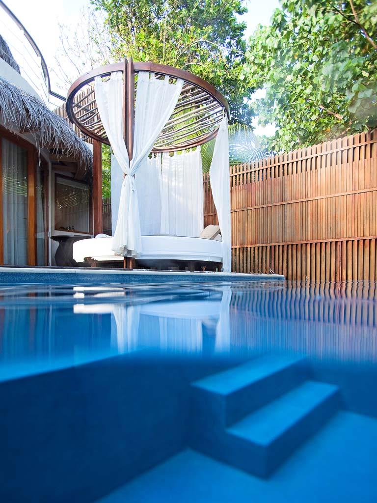 W Resort & Spa Maldives, pool villa