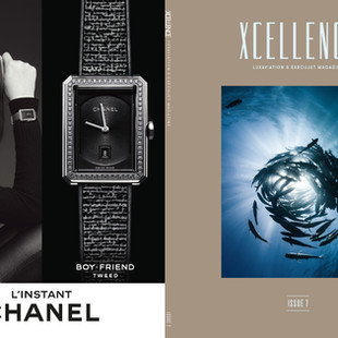 XCELLENCE Magazine, Issue VII released