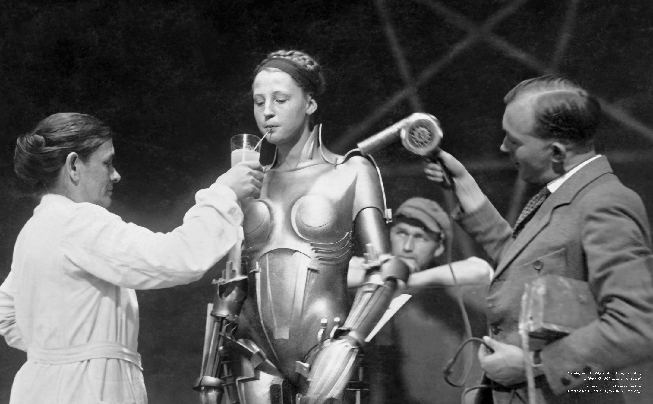 Metropolis Brigitte Helm