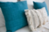 Interior Design Cushions Green