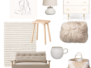 November colour of the month: Beige