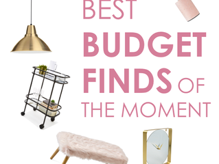 Best budget finds of the moment
