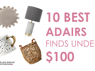 10 Best Adairs Finds Under $100