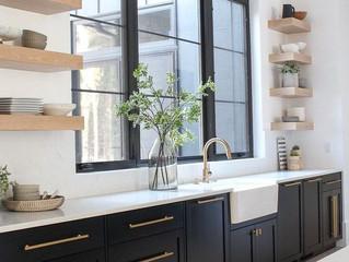 Top 5 Kitchen & Bathroom Trends