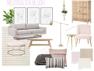 Design: Neutrals & Blush