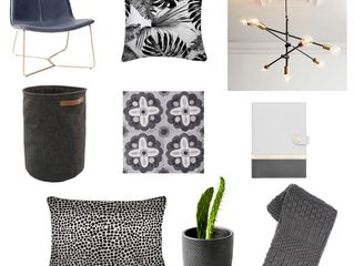 December colour of the month: Charcoal