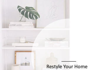 Restyle Your Home On A Budget