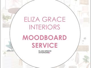 Eliza Grace Interiors Moodboard Service!