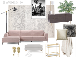 Design - Glamorous Life