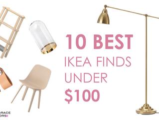10 Best Ikea Finds Under $100
