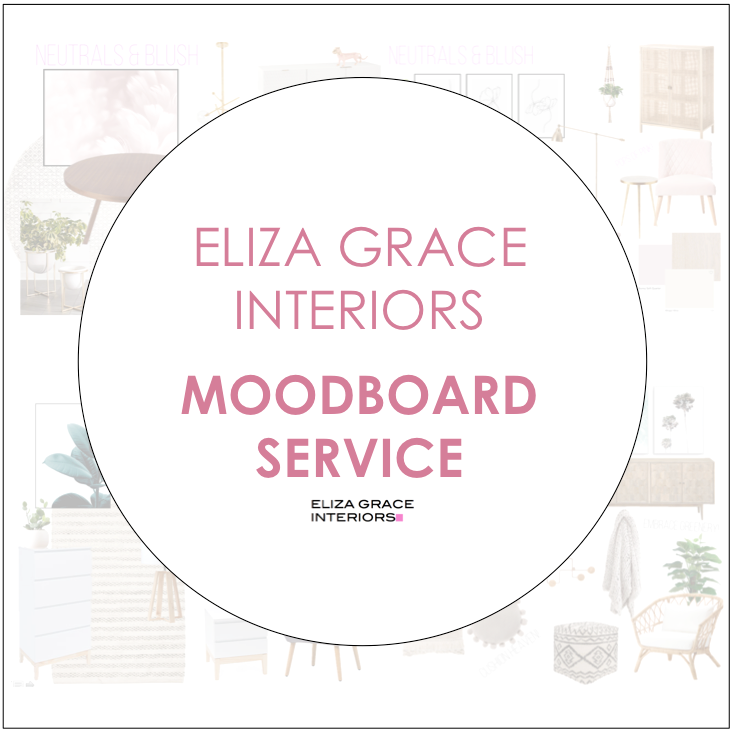 Moodboard online design service
