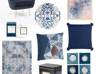 October Colour of the Month: Navy