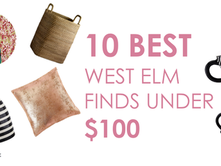 10 Best West Elm Finds Under $100