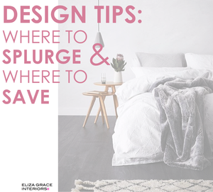 affordable interior design tips