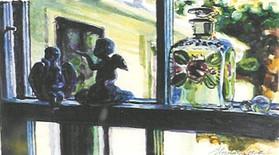 Kitchen Angels, watercolor