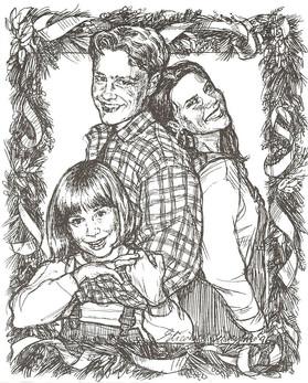 Christmas card 1996