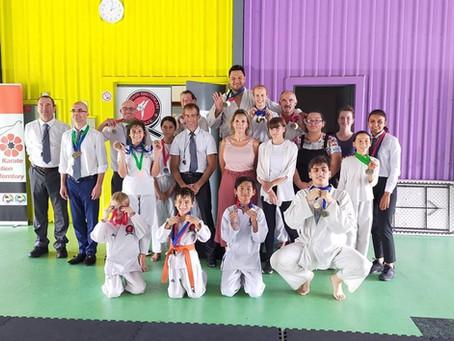 Darwin, Northern Territory – The 2020 Inaugural Australian Karate Federation Northern Territory Open