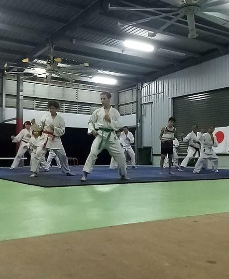@Darwin Shotokan Karate