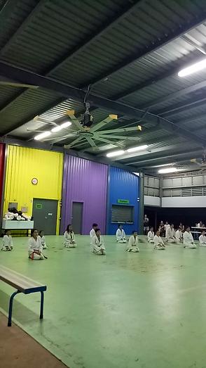 Darwin Shotokan Karate