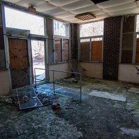 Nurse's Building Foyer